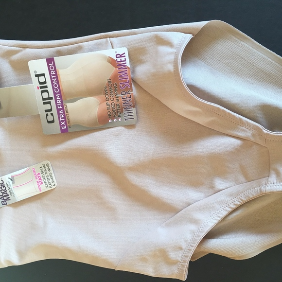 f21e51e7742 Hi Waist Brief Shapewear By Cupid XL NWT